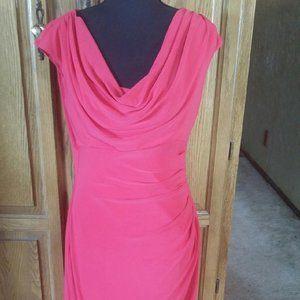 Slinky Ralph Lauren Dress  Size 8 EUC